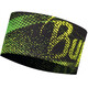 Buff UV Headband Flash Logo Yellow Fluor